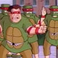 Crooked Ninja Turtles Gang